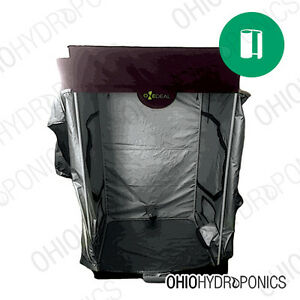 Image is loading OneDeal-Grow-Tent-24-x-24-x-55-  sc 1 st  eBay & OneDeal Grow Tent 24u201d x 24u201d x 55u201d (60x60x140cm) DL Wholesale Veg ...