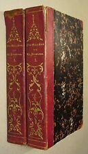 CLEMENS BRENTANO: DIE MÄRCHEN, EA 1846 /47, Hrsg. G. GÖRRES, 2 Vol., Halbleder