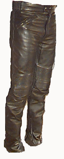 Leather Motorcycle Pants Various Sizes  Off