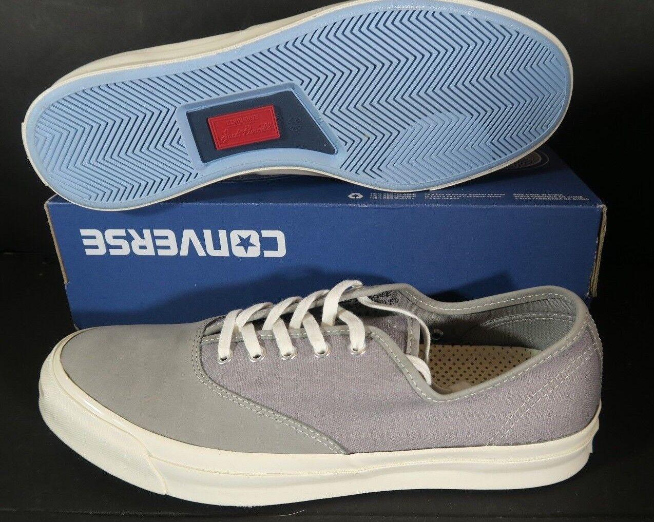 Converse JP Signature CVO Ox Grey/White 153593 Size 11 Nubuck Wool NO BOX LID*