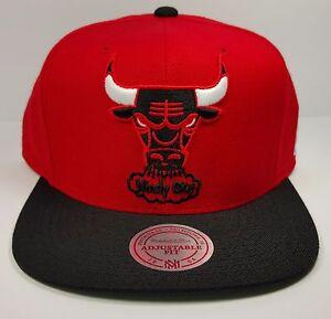 La imagen se está cargando Chicago-Bulls-Mitchell-amp-Ness-Windy-City-STA3- 84031be9146