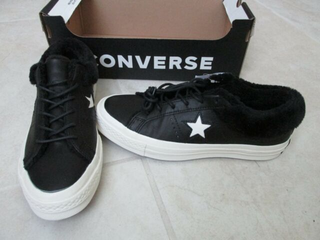 Converse One Star Ox Leather SNEAKERS W