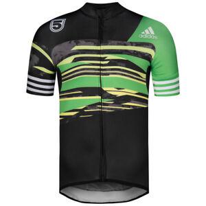 38b0aea79 Adidas 5th Floor London Men s Adistar Jersey Cycling Jersey BQ6773 ...