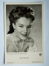 ROMY SCHNEIDER attrice cinema actor film vecchia cartolina old postcard