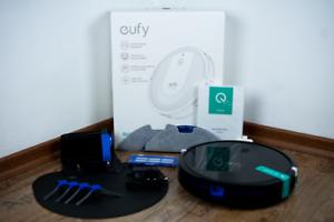 eufy RoboVac G10 Hybrid Saugroboter mit Wischfunktion leiser Betrieb NEU/&OVP!