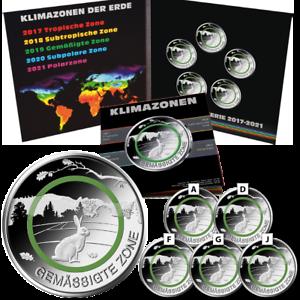 Deutschland-5-x-5-Euro-Satz-Gemaessigte-Zone-ADFGJ-st-2019