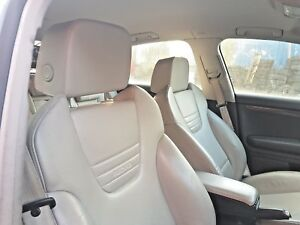 AUDI S4 B7 V8 4.2 QUATTRO CREAM RECARO ELECTRIC LEATHER SEATS COMPLETE SET 2007