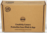 Leapfrog Creativity Camera Protective Case Pink & App (iphone 4/4s/5 & Ipod 4g)
