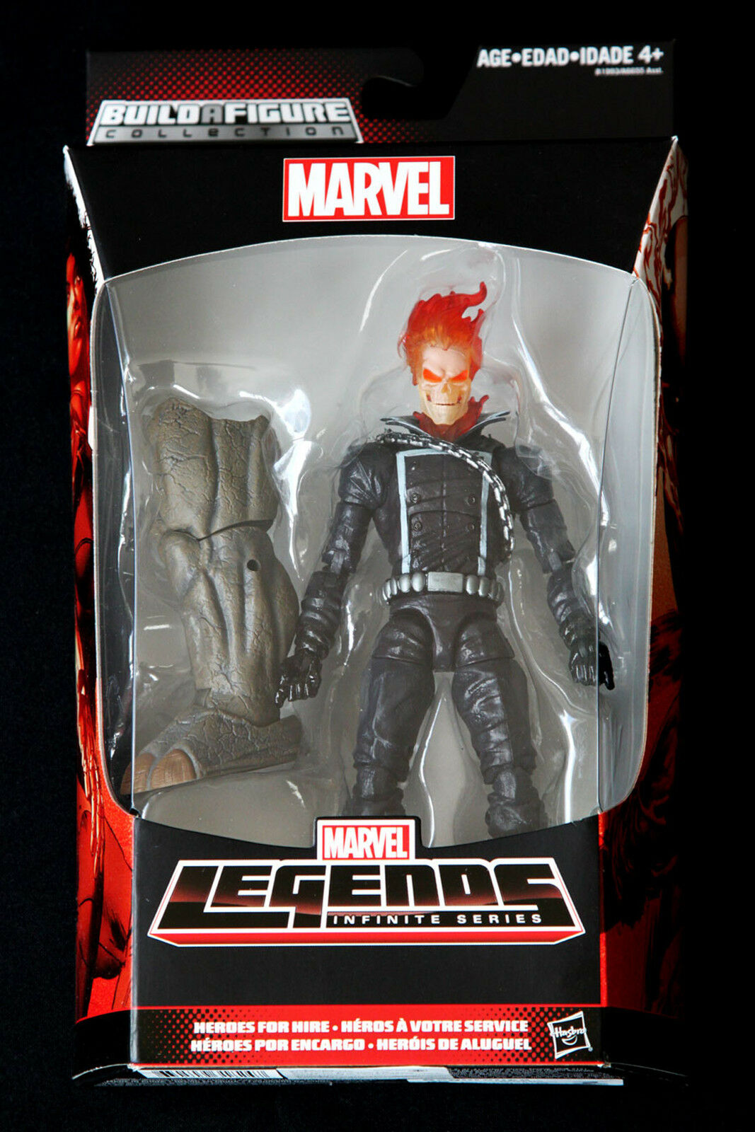 GHOST RIDER MARVEL LEGENDS INFINITE SERIES SPIDER-MAN HASBRO 6  ACTION FIGURE