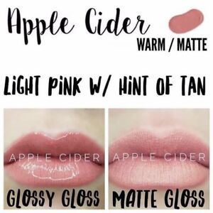 lipsense by senegence apple cider new ebay