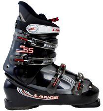 NEW $350 Mens Lange Concept 65 Ski Boots EUR Size 26.5 27 29.5 USA 8.5 9 11.5