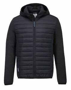 PORTWEST T832 Baffle Jacket Optimum Warmth & Comfort Secure Pockets Workwear