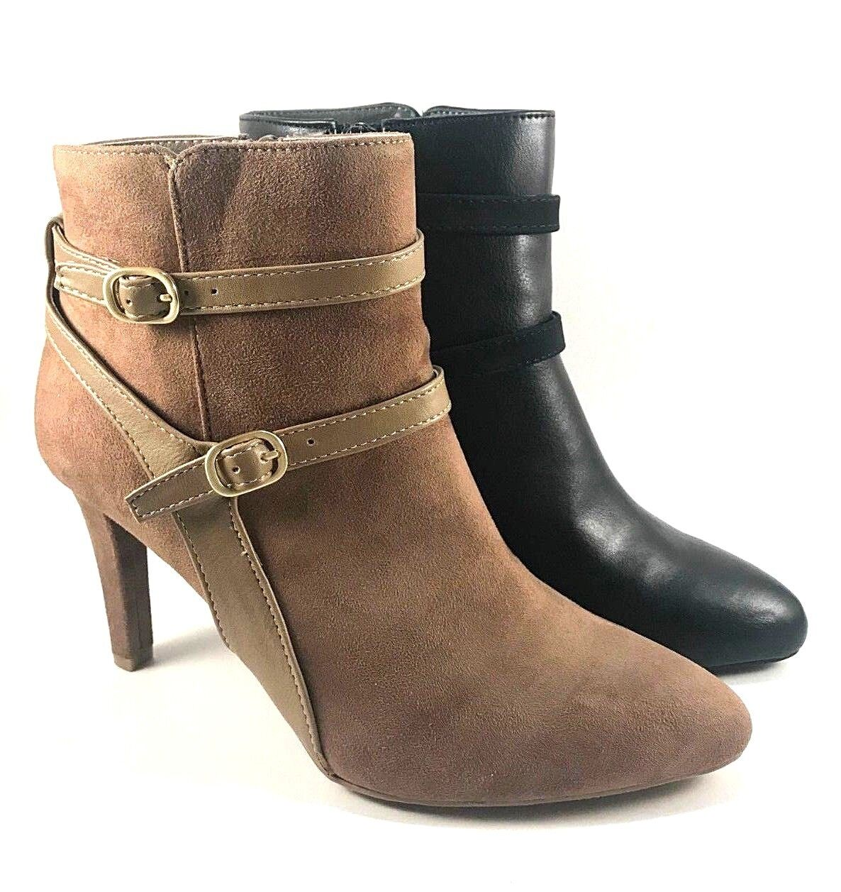 Rialto Caleigh Pointy Toe High Heel Ankle Bootie Choose Sz color