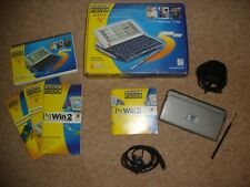 PSION 5MX PDA  boxed all accessories  Grade B and fully working