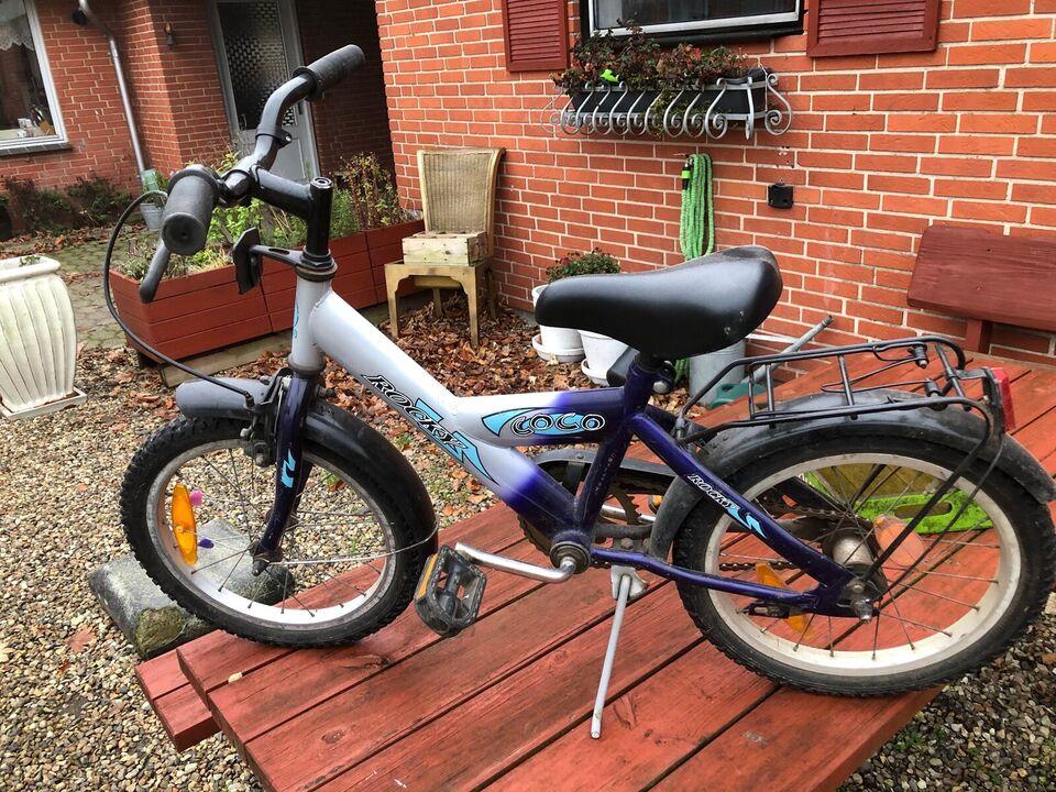 Unisex børnecykel, anden type, Rocky