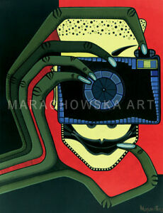 40x30-cm-HIGH-QUALITY-POSTER-034-CYCLOPS-034-BY-MARIA-MARACHOWSKA
