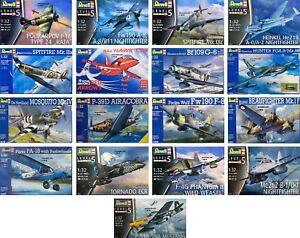Revell-1-32-Aircraft-Plane-Military-New-Plastic-Model-Kit-1-32