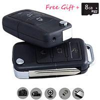 Mini Car Key DVR Motion Detection Camera Hidden Spy Cam Video Recorder IMAD