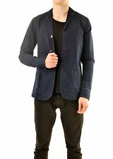 DENHAM Men's Tutor PWI Jacket Dark Blue Size S RRP £292 BCF610