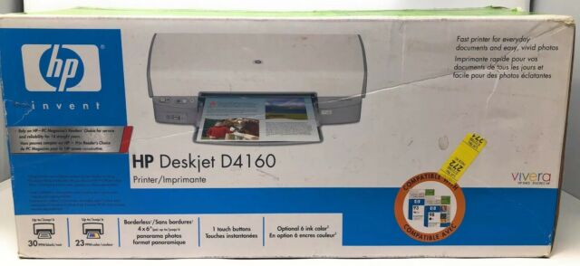 HP DESKJET D4160 PRINT DRIVER FOR WINDOWS DOWNLOAD