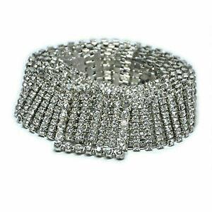 Women-Full-Rhinestone-Luxury-Waistband-Shiny-Belt-Waist-Chain-Crystal-Diamond