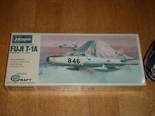 JAPAN, FUJI T-1A, JET FIGHTER PLANE, Plastic Model Kit, Scale: 1/72