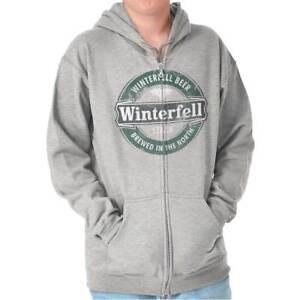 Beer-Brewed-In-North-Funny-TV-Show-Gift-Idea-Zipper-Sweat-Shirt-Zip-Sweatshirt