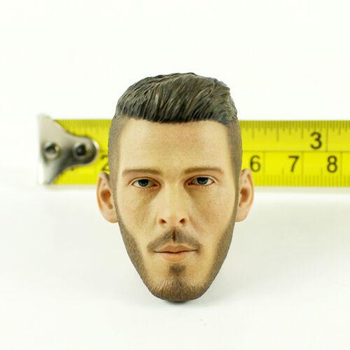 Head Sculpt TA66-07 1//6 ZCWO Manchester United De Gea