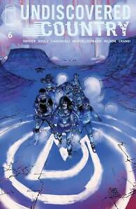 Undiscovered-Country-6-NM-1st-Print-Image-Comics