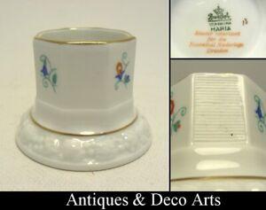 Rosenthal-Porcelain-folds-Matchbox-Maria
