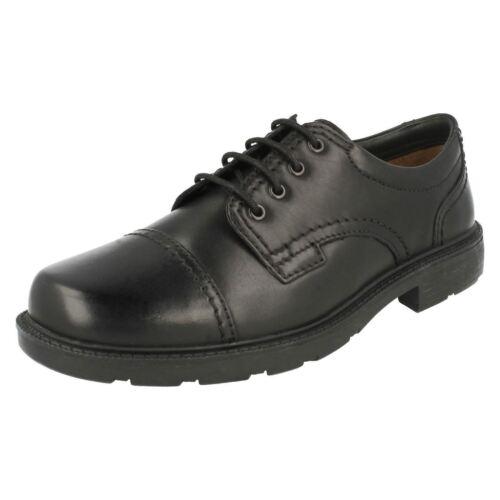 Mens Clarks Lair Cap Formal Lace Up Shoes
