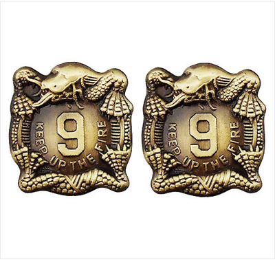 ARMY CREST GENUINE U.S CURRAHEE 506TH INFANTRY REGIMENT