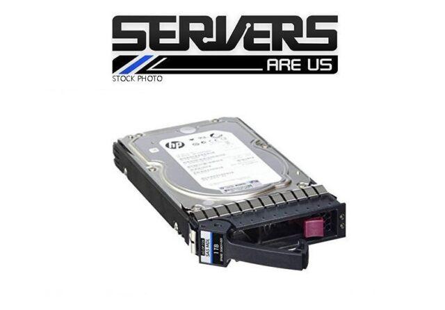 "HP 400GB 3.5"" Hard Drive 459508-B21 10K SAS Dual Port 455543-001 456896-001"