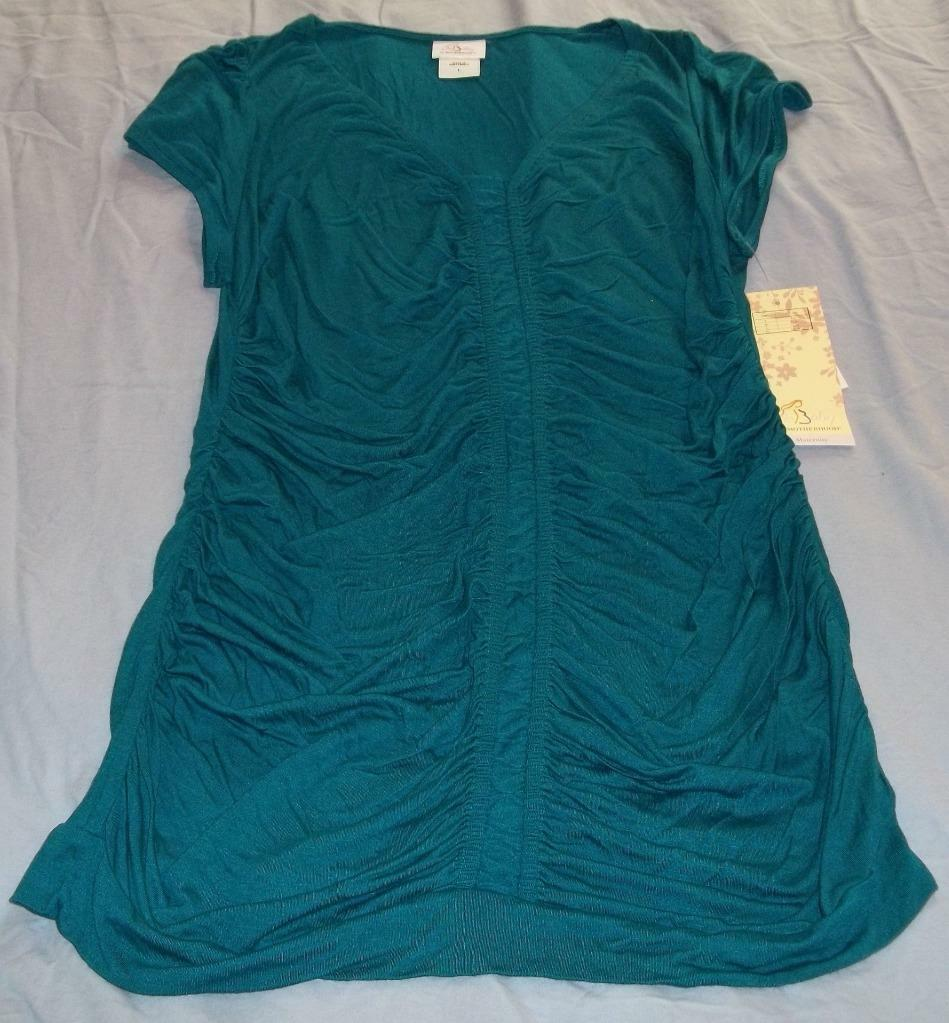 New Oh Baby by Motherhood Women's Maternity top size L