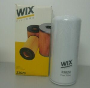 details about wix 33626 fuel filter racing new in box Fleetguard Fuel Filters