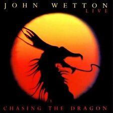 JOHN WETTON - Chasing The Dragon CD