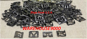 100 Rear Window Reveal Moulding Clips Auveco #9353 Oem Ford : C6ab-6242413-a