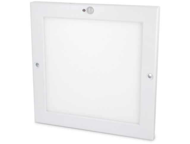 Wofi LED Deckenleuchte NANCY 1-flammig 17,5W 1550lm 3000K Deckenlampe Chrom