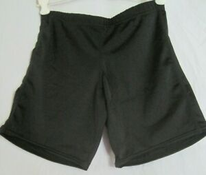 Game-Gear-Size-MD-Black-Compression-Shorts