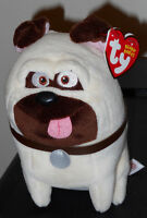 Ty Beanie Baby - Mel (the Secret Life Of Pets Movie) Dog For 2016 In Hand