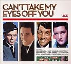 Can't Take My Eyes Off You [Digipak] by Various Artists (CD, Oct-2012, 3 Discs, Sony Music)