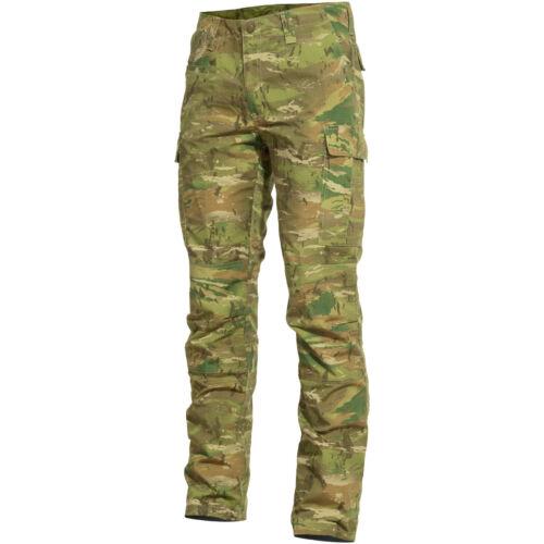 Pentagon BDU 2.0 Pants Urban Combat Hunting Ripstop Mens Trousers Grassman Camo