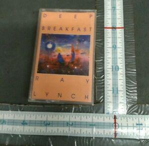Deep Breakfast by Ray Lynch Cassette 1986 Vintage Rare