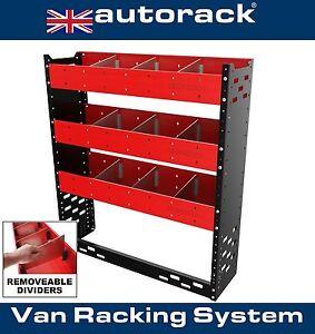 Scaffalature Furgoni Usate.Dettagli Su Furgone Scaffale Sistema Scaffalatura Ideale Per Opel Vivaro Made In Uk