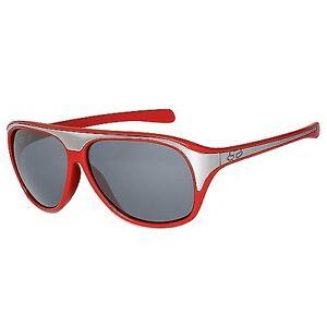 dd5de5844845 Fox Racing The Cadet Sunglasses By Oakley Motorcycle Eyewear Red W ...