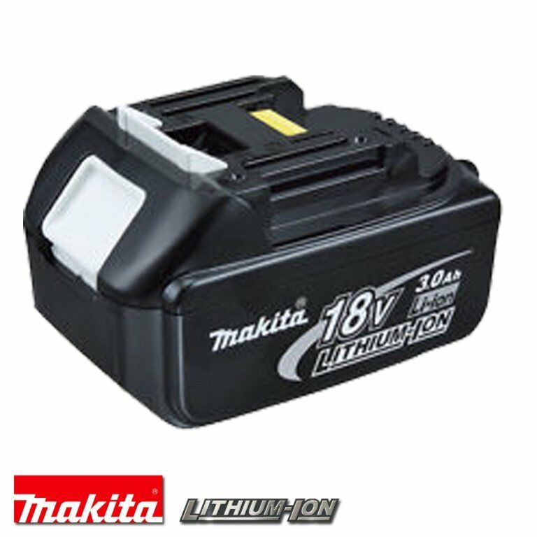 Makita BL1830 18v Lithium Ion Battery New Genuine LXT