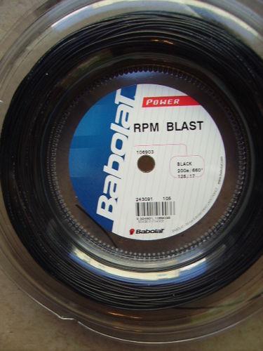 Babolat RPM BLAST  1.30mm  200metri  La corda di NADAL