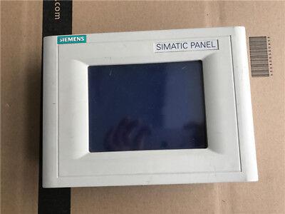 1pc used Siemens 6AV6 545-0BA15-2AX0 6AV6545-0BA15-2AX0