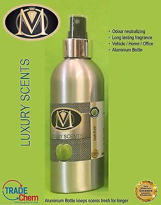 Air Freshener Luxury M Range In Aluminium Bottle Apple Calidad Superior (In)