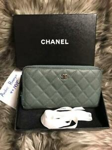 bafe864c39e30d Image is loading Chanel-Zippy-Wallet